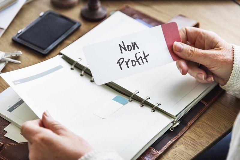 non-profits taxes
