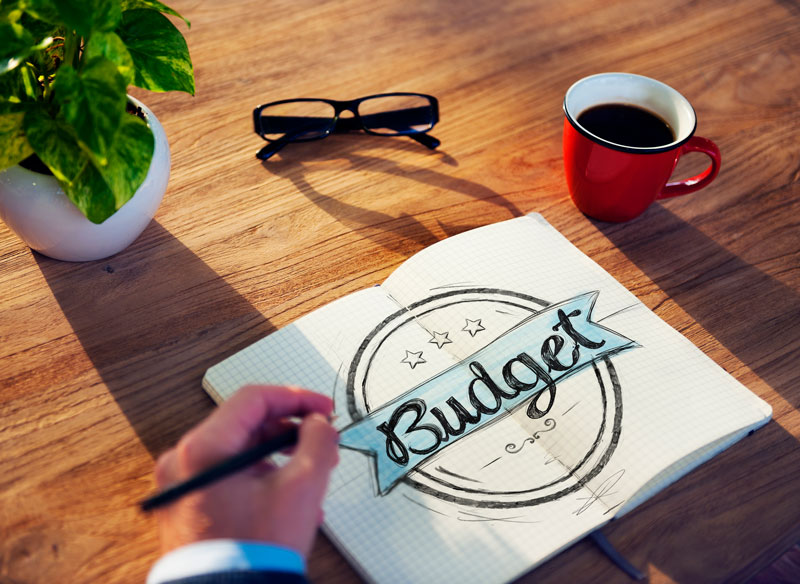 Curtis Collins' Three Simple Steps Towards a Better Business Budget