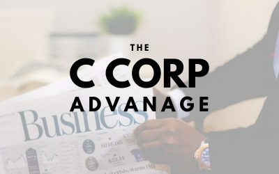 The Advantage a C Corporation Holds for North Georgia Businesses