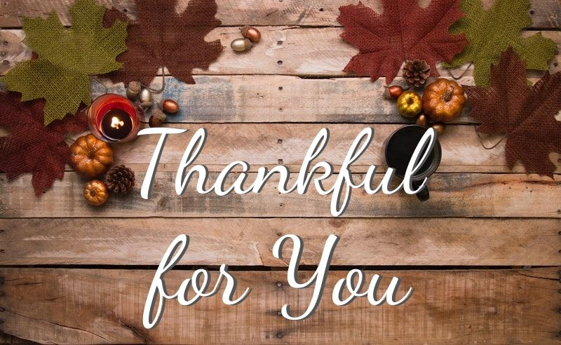 Happy Thanksgiving 2019 from ASA Accounting & Tax Services to you and yours