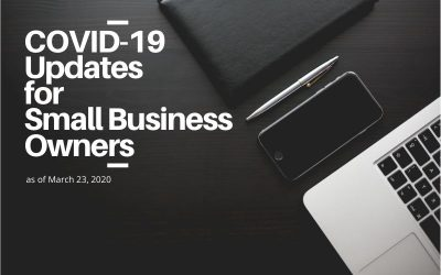 COVID-19 Updates For North Georgia Business Owners