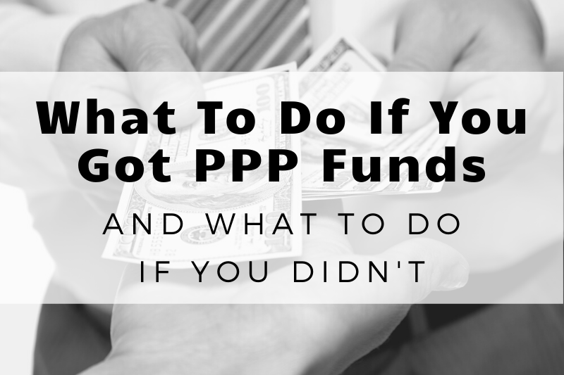 What Your North Georgia Business Should Do If They Received PPP Funding
