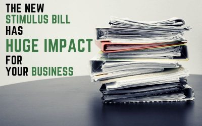 The New Stimulus Bill Has Huge Impacts For North Georgia Businesses