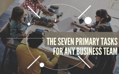 The Seven Primary Tasks For Any North Georgia Business Team